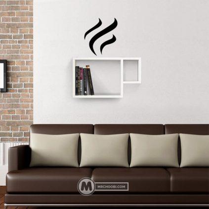باکس دیواری کافه