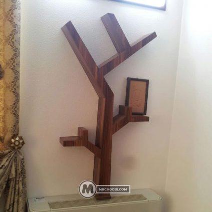 شلف پایه درختی