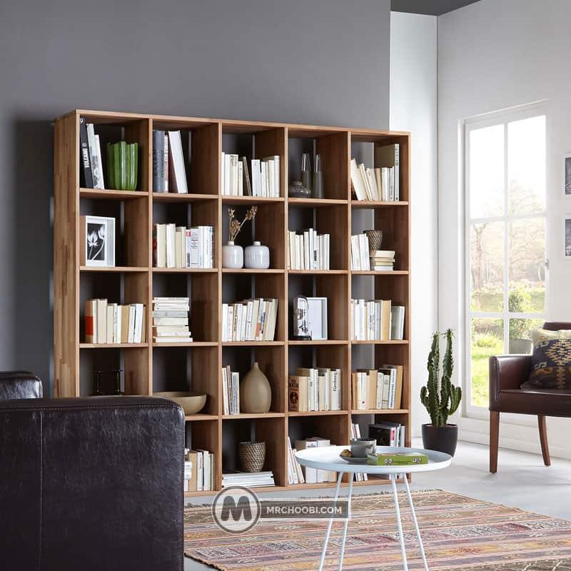 کتابخانه چوبی جانا