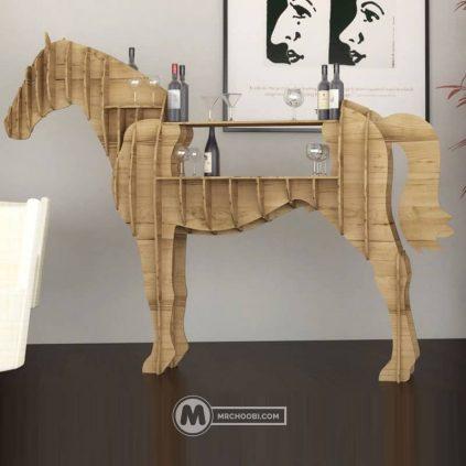 استند اسب تیزپا