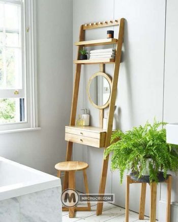 ست میزتوالت و آینه قدی فردخت