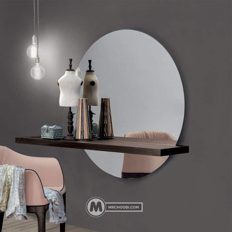 شلف آینه فوژان
