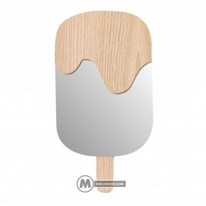 آینه دیواری بستنی