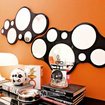 آینه دیواری پرندوش