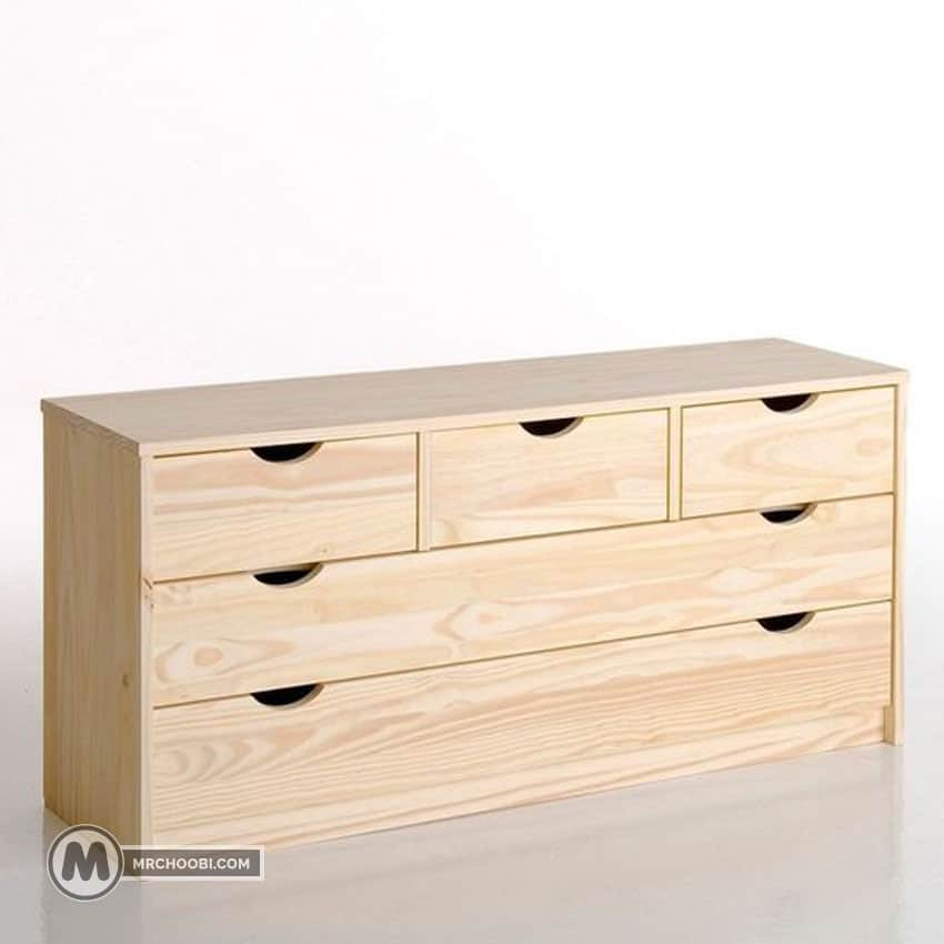 کمدهای چوبی ساده