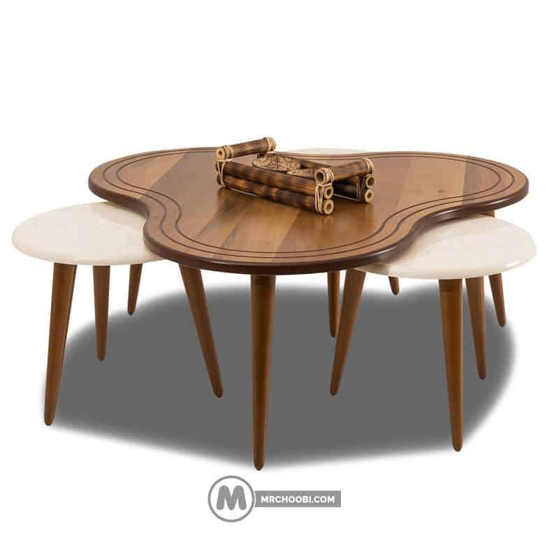 میز عسلی سرنا