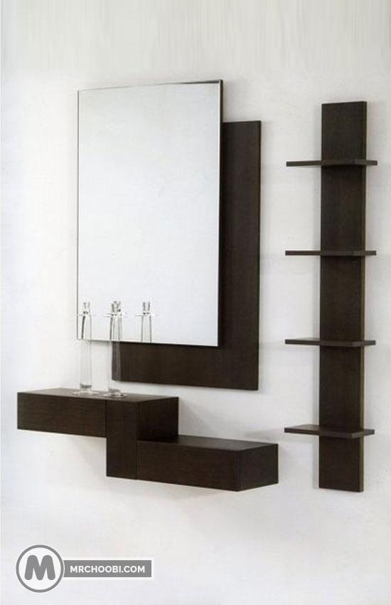 آینه و کنسول دیواری