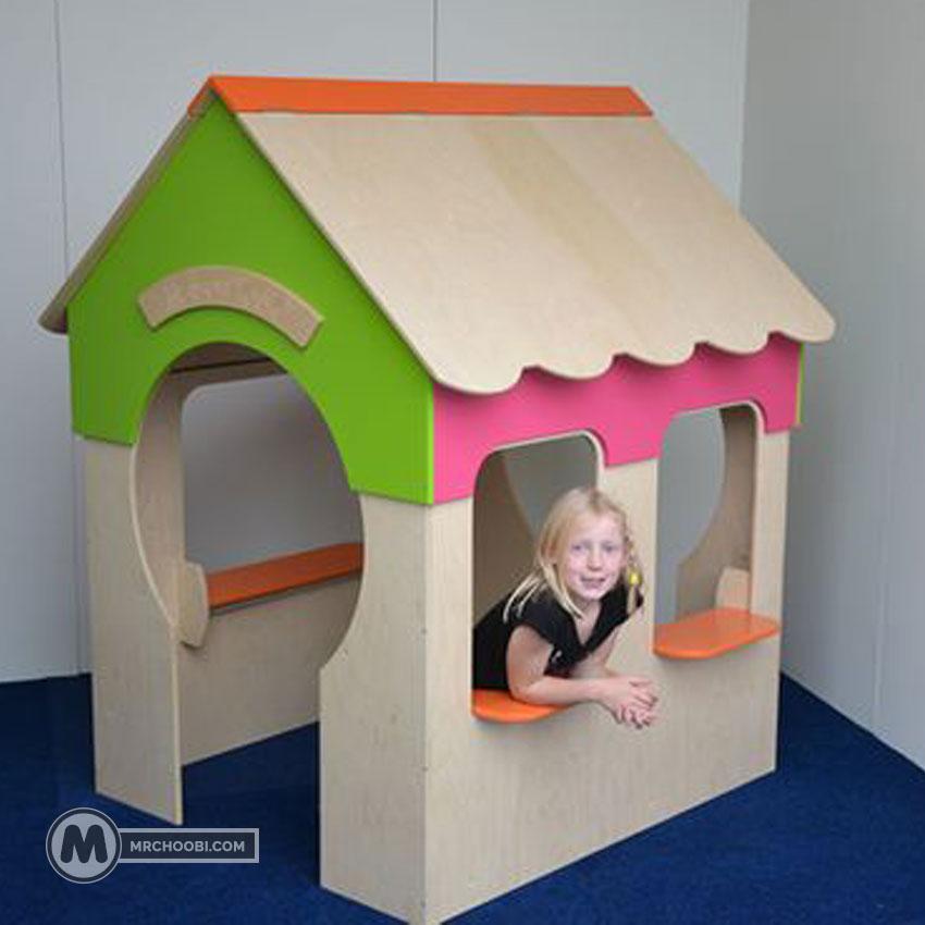 خانه های جنگلی اتاق کودک