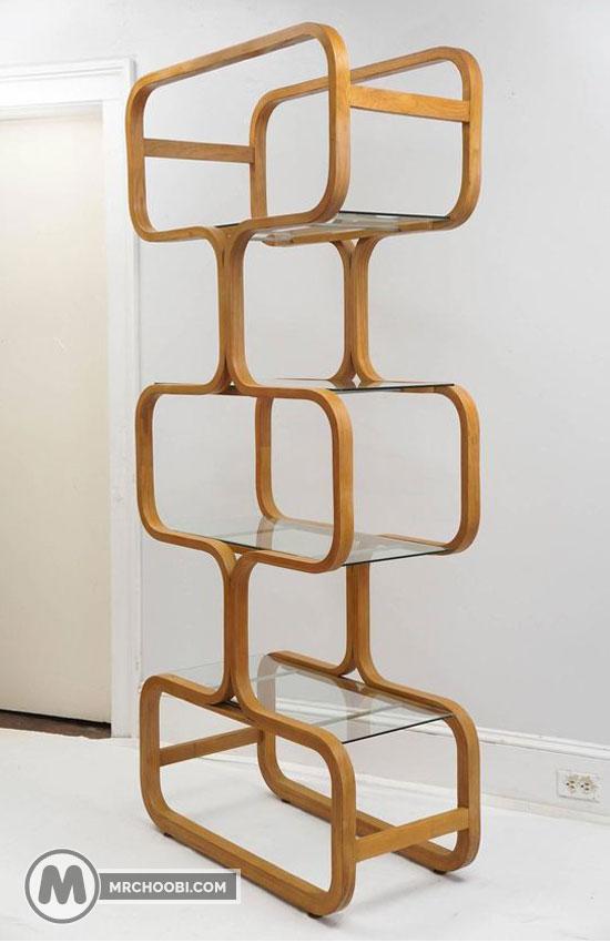 طراحی دکور چوبی